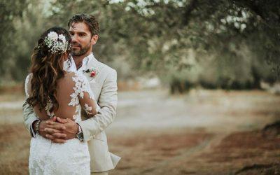 Fare di un matrimonio un sogno è una questione di dettagli. Perfetti.